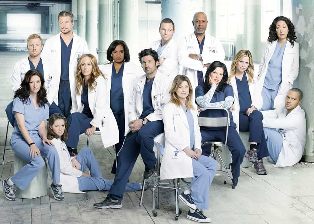 Grey's Anatomy (ABC/BOB D'AMICO)